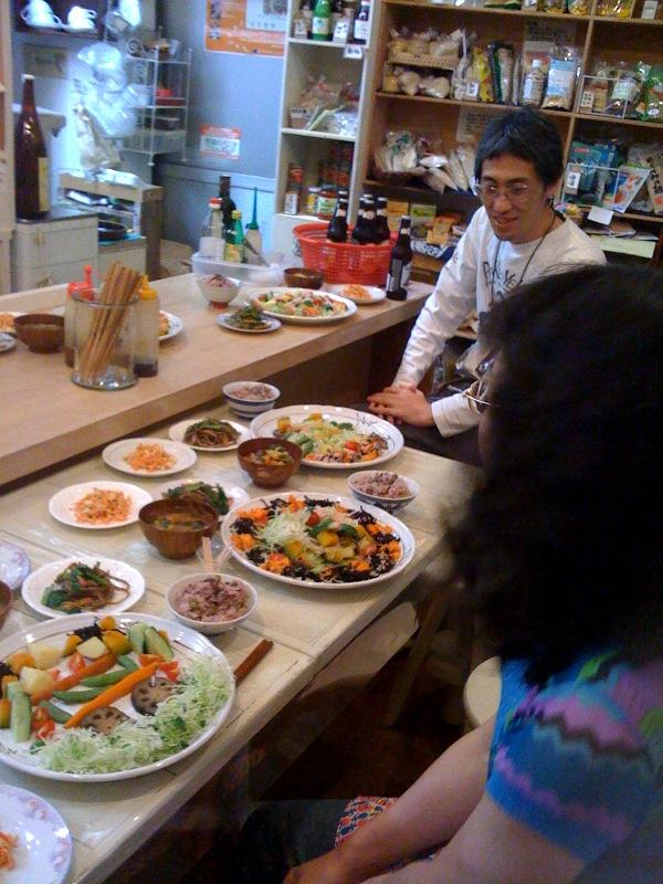 初めてのお料理教室体験