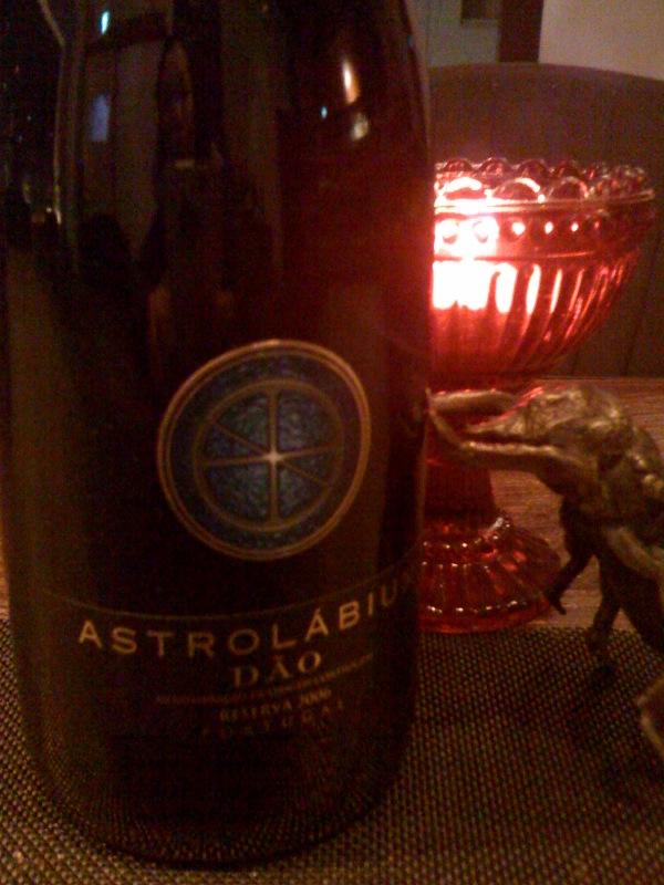 寒い時は濃い赤ワイン