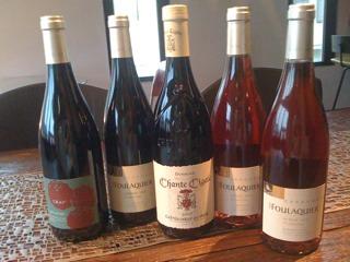 第一弾フランスからのワイン