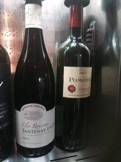 本日のスペシャルグラスワイン